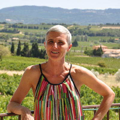 Domaine Rabasse Charavin Laure Couturier