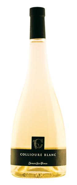 Collioure blanc saint thomas