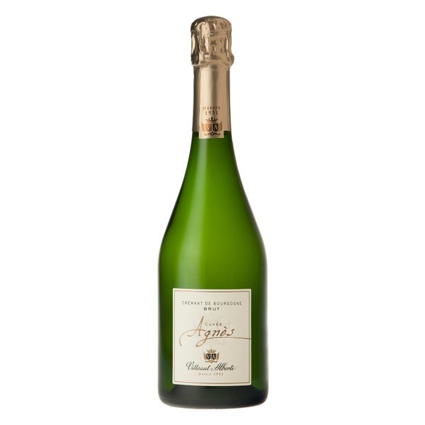 Cuvée Agnès Crémant de Bourgogne Vitteaut Alberti