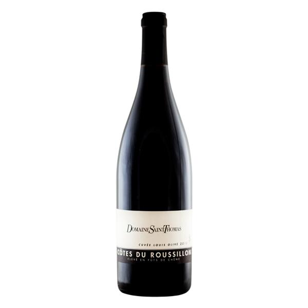 Cuvée Louis Olivé - Domaine Saint Thomas - Vin rouge du Languedoc