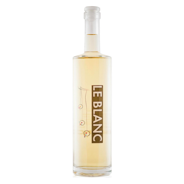 Le blanc vin Saint Thomas