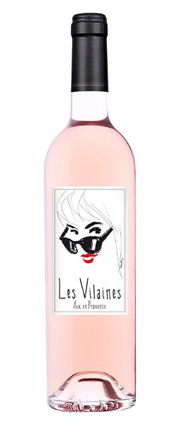Rosé les vilaines Provence