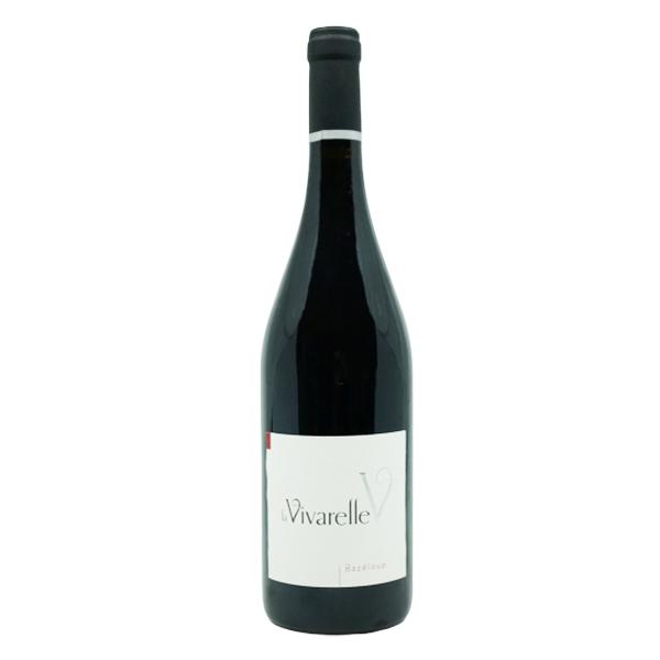 Bazéloup vin rouge du domaine la Vivarelle