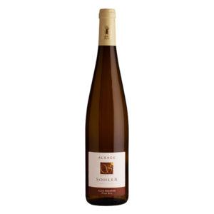 Clos Rebberg Pinot gris du domaine Sohler alsace