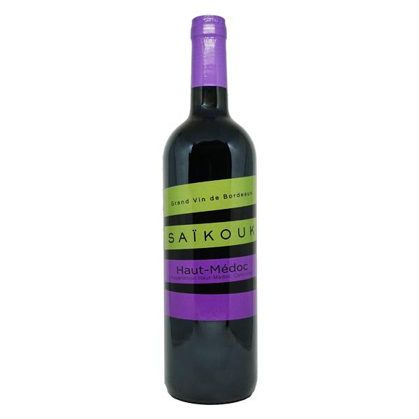 Grand Vin de Bordeaux Saikouk Haut Médoc