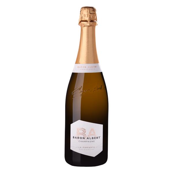 La Pimpante Champagne Baron Albert