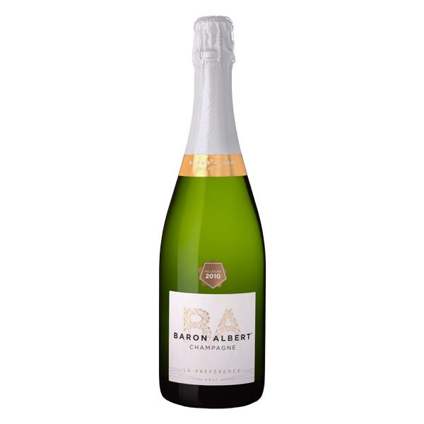 La Préférence Champagne Baron Albert
