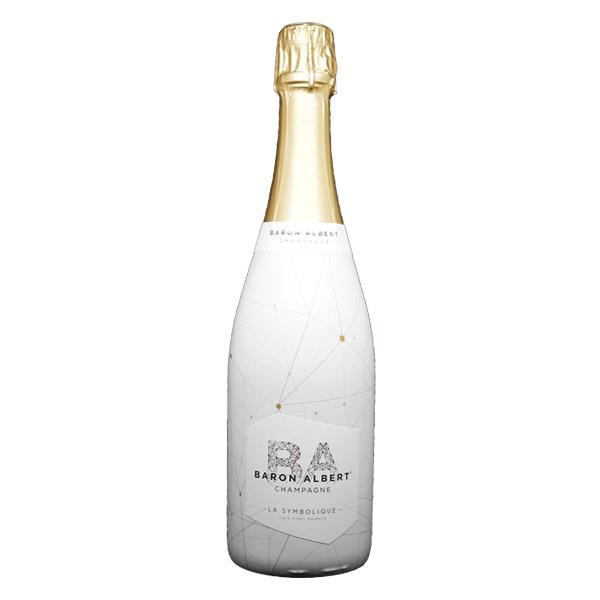 La Symbolique Baron Albert Champagne