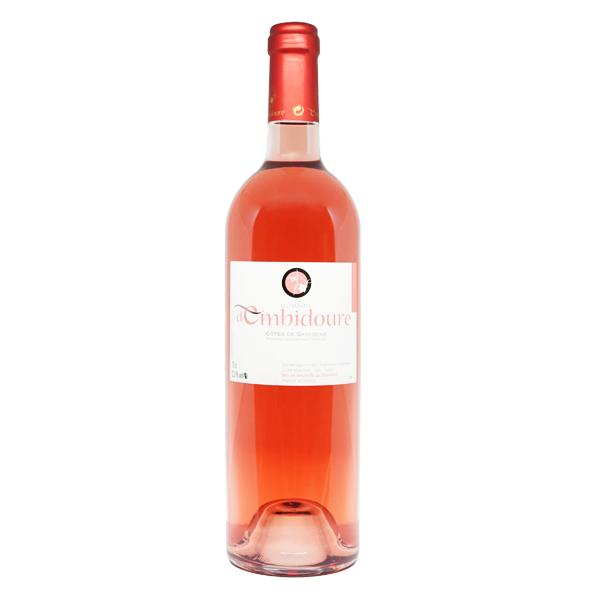 Rosé Côtes de Gascogne Embidoure