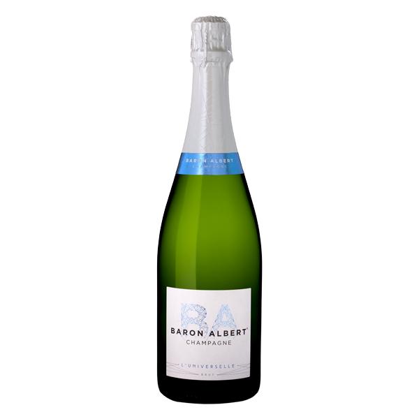 L'Universelle de Baron Albert Champagne Reims
