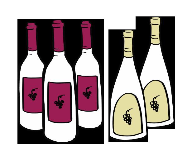 Bouteille-vin-femme